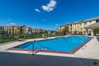 Pool at Listing #144938