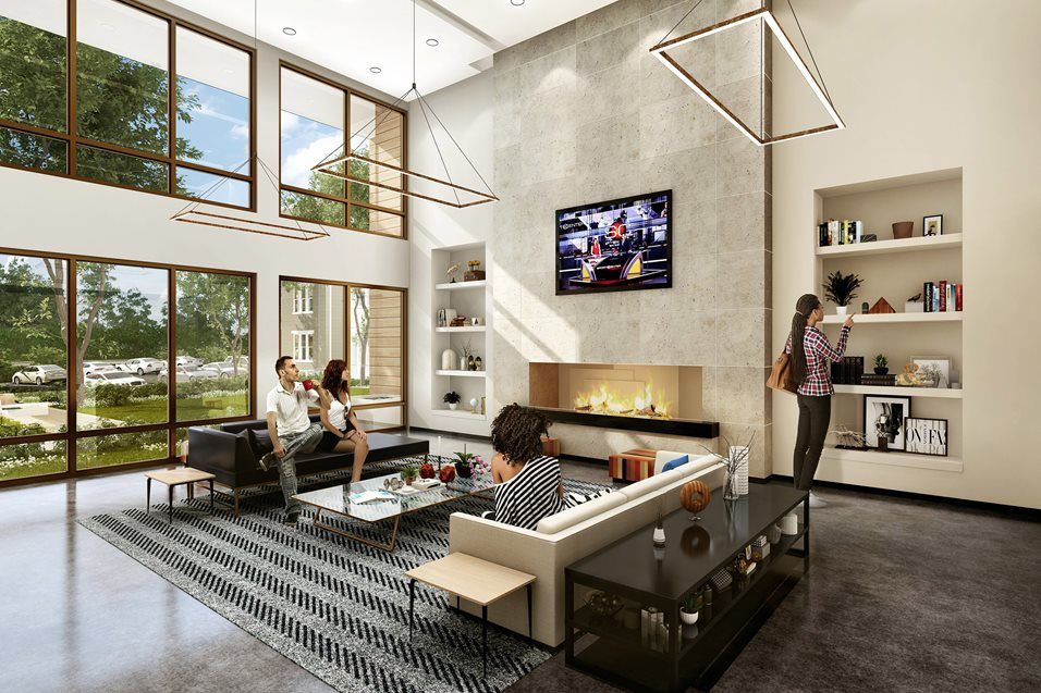 Clubhouse at Listing #304029