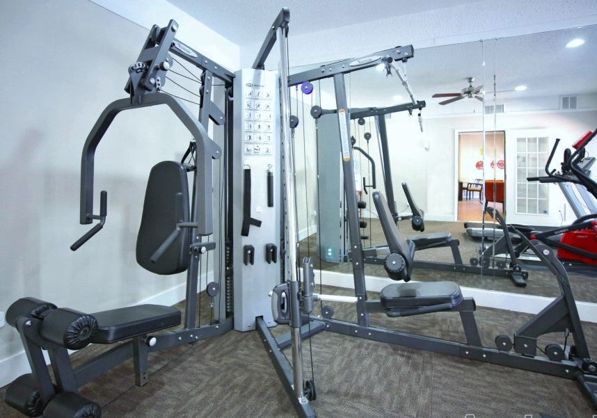 Fitness at Listing #136013