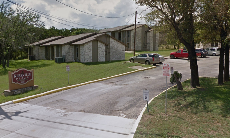 Kerrville Plaza Apartments