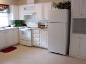 Kitchen at Listing #144385