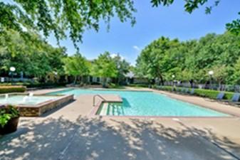 Pool at Listing #137686