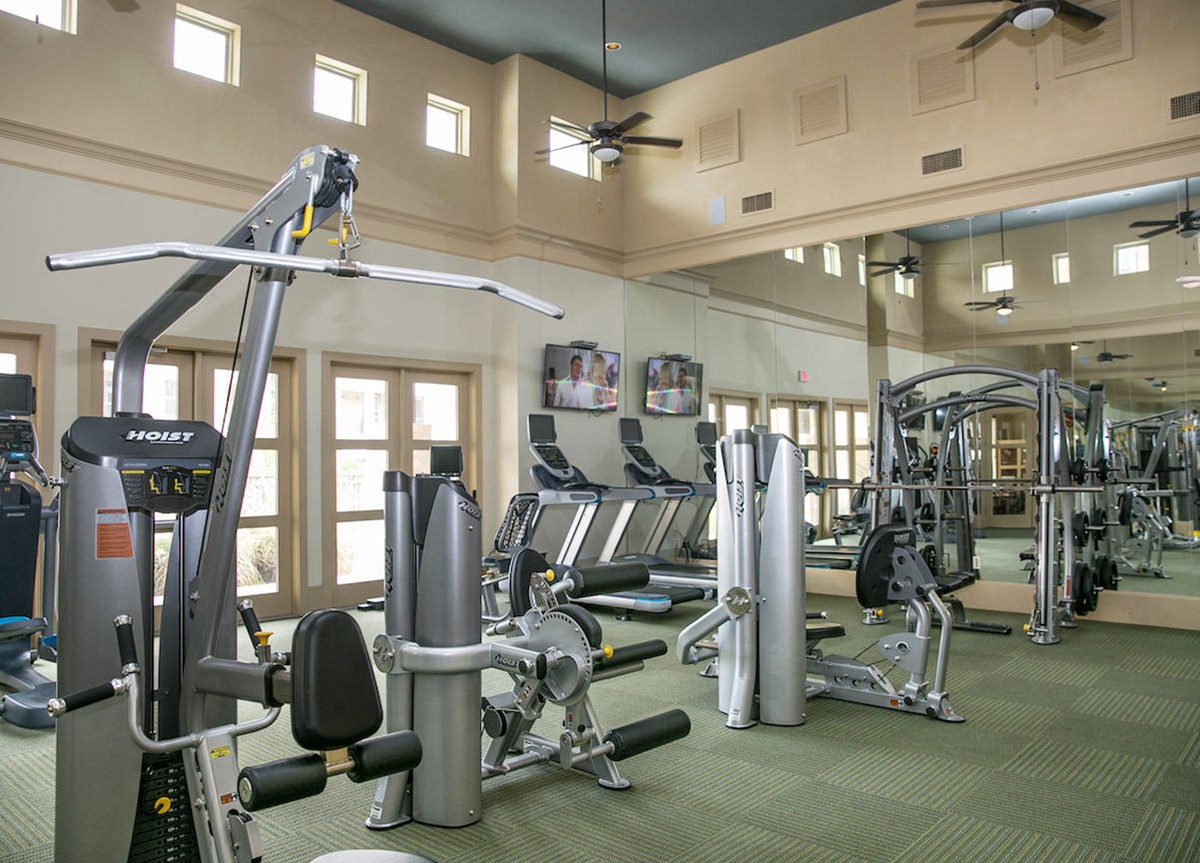 Fitness at Listing #278730