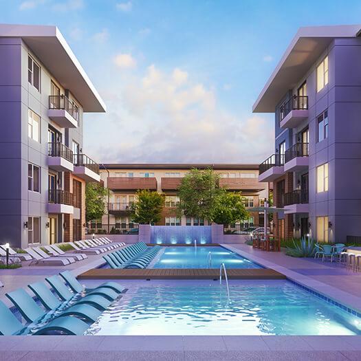 Briscoe Apartments Dallas TX