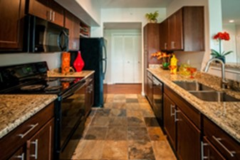 Kitchen at Listing #141463