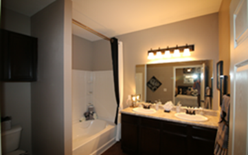 Bathroom at Listing #286745