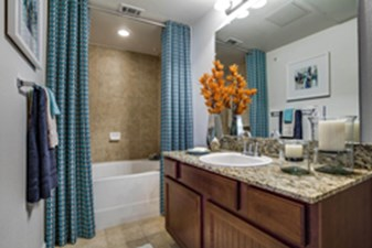 Bathroom at Listing #146942