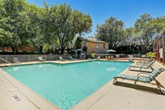 Pool at Listing #138291