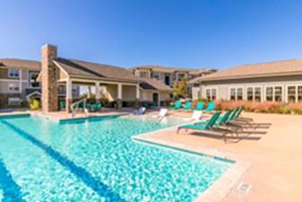 Pool at Listing #267378