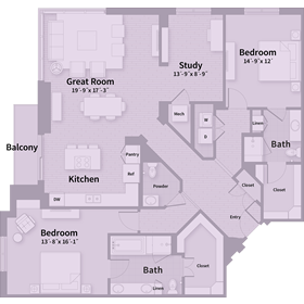 1,914 sq. ft. E8 floor plan