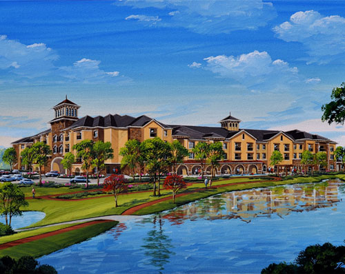 Chateau on Wildbriar Lake ApartmentsIrvingTX