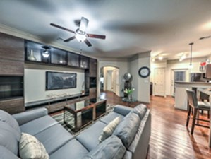 Living Room at Listing #151536