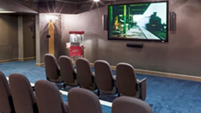 Theater at Listing #145172