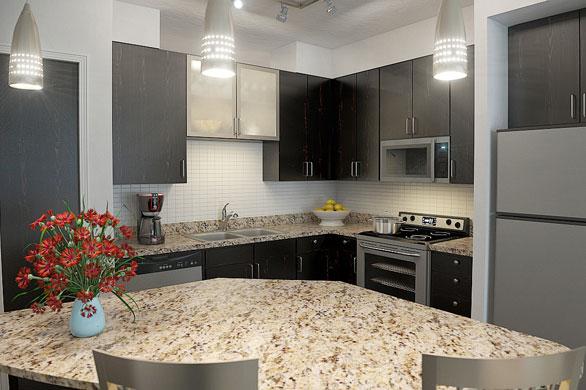 Kitchen at Listing #149059