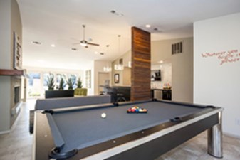 Gameroom at Listing #136557