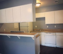 Kitchen at Listing #136862