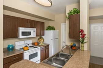 Kitchen at Listing #141406