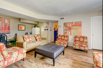 Living Room at Listing #136927