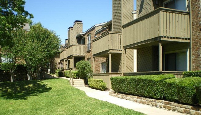 Woodstone Apartments Austin TX