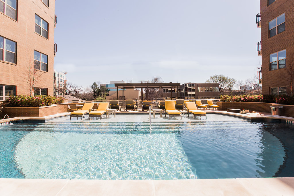 Pool at Listing #264774