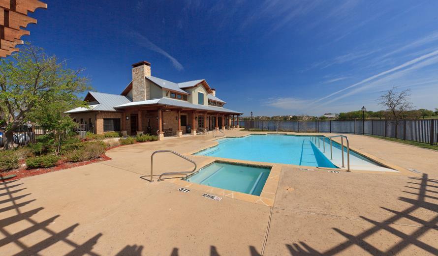 Pool at Listing #239014