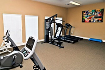 Fitness Center at Listing #150482