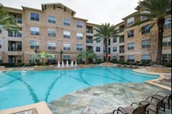 Pool at Listing #147025