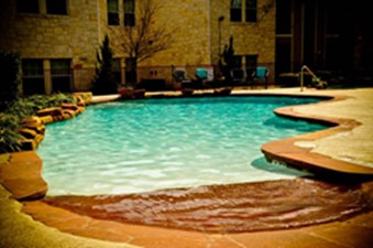 Pool at Listing #144341
