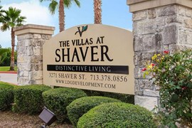 Villas at Shaver Apartments Pasadena TX