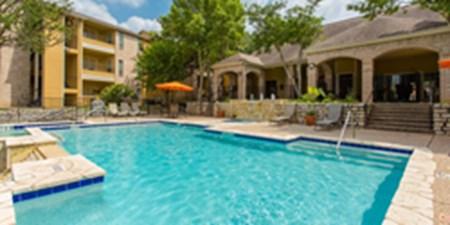 Pool at Listing #140151