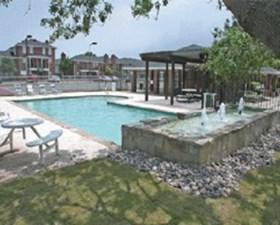 Pool at Listing #136591