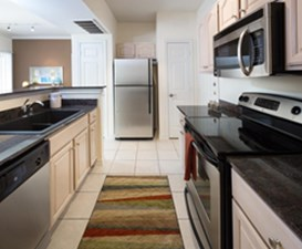 Kitchen at Listing #137702