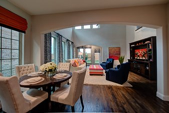 Living/Dining at Listing #298168
