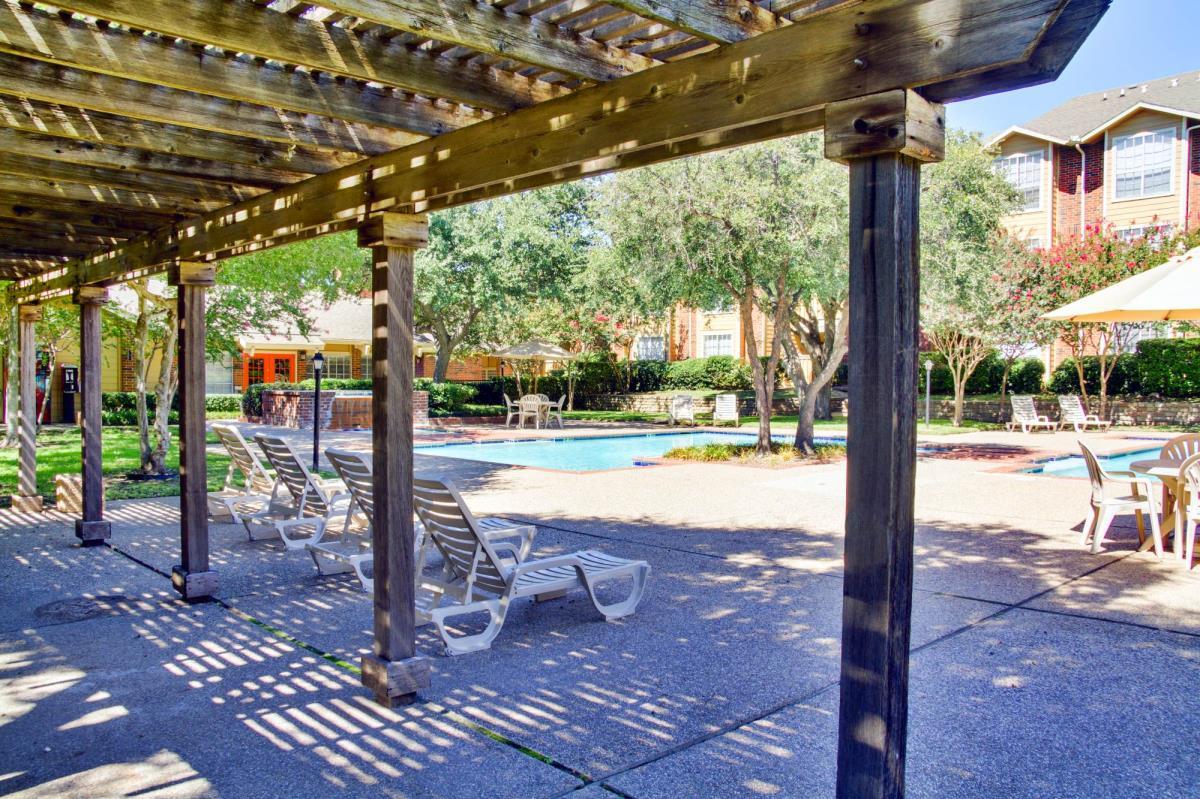 Pool at Listing #136263