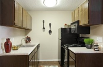Kitchen at Listing #140882