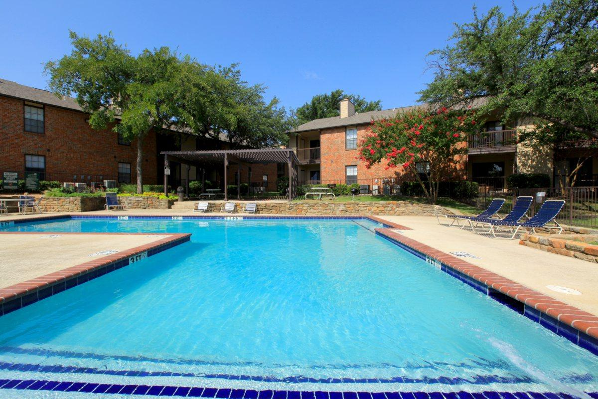 Pool at Listing #135649