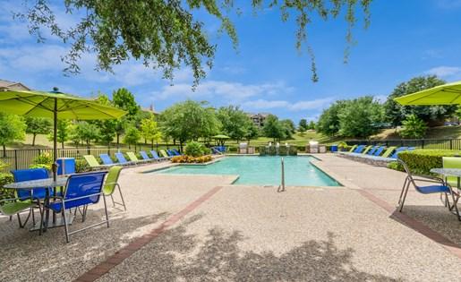 Pool at Listing #137772