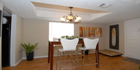Dining at Listing #141187