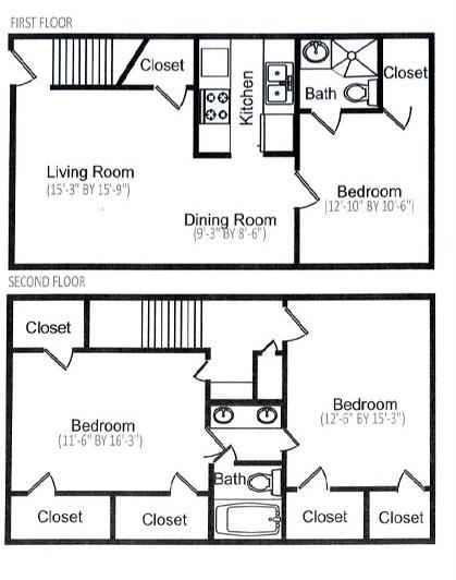 1,410 sq. ft. floor plan