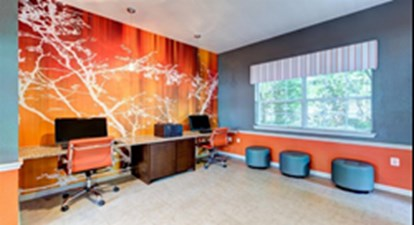 Business Center at Listing #140657