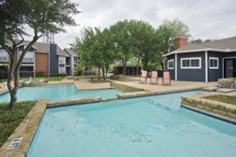 Pool at Listing #136305