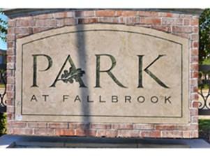 Park at Fallbrook at Listing #140105