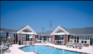 Pool Area at Listing #140722
