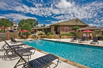 Pool at Listing #136748