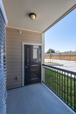 Patio at Listing #330033