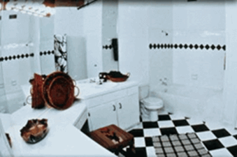 Bathroom at Listing #138957