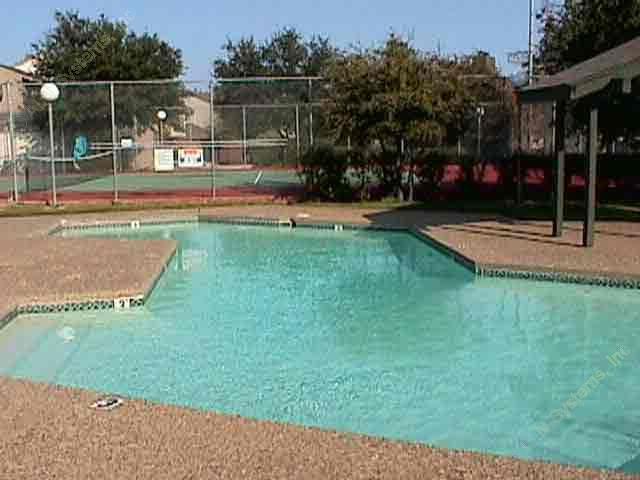 Pool at Listing #135756