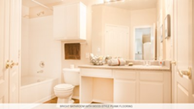 Bathroom at Listing #137727