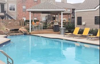 Pool at Listing #138617