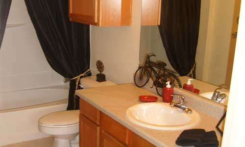 Bathroom at Listing #227091
